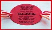 candyland invitations
