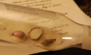 Wedding Invitations in a bottle