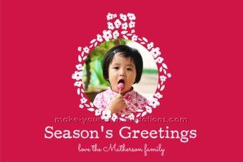 printable seasons greeting cards
