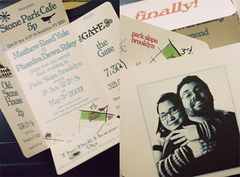 Making Envelope Invitations