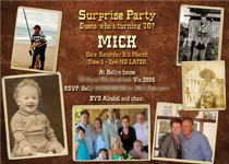 Make 70th Birthday Invitations