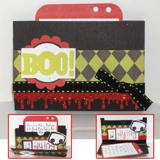 boo invitation