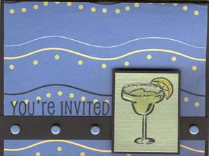 Cocktail Invitation