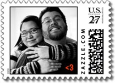 Envelope Invitations Stamp by zazzle