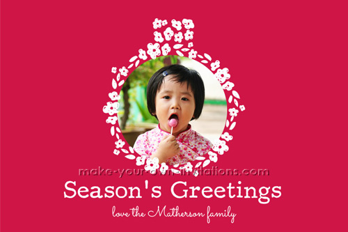 printable seasons greeting cards