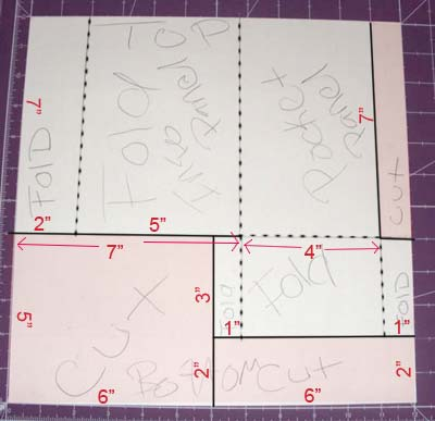 Make Pocket Fold Wedding Invitations