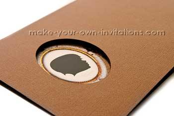 Silhouette Invitations