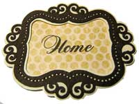 House warming Invitations frame