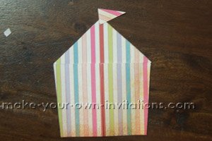 how to make circus invitations