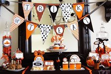 Printable Halloween Party Pack