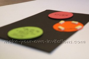 racing car invitations