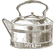 tea party kettle clip art
